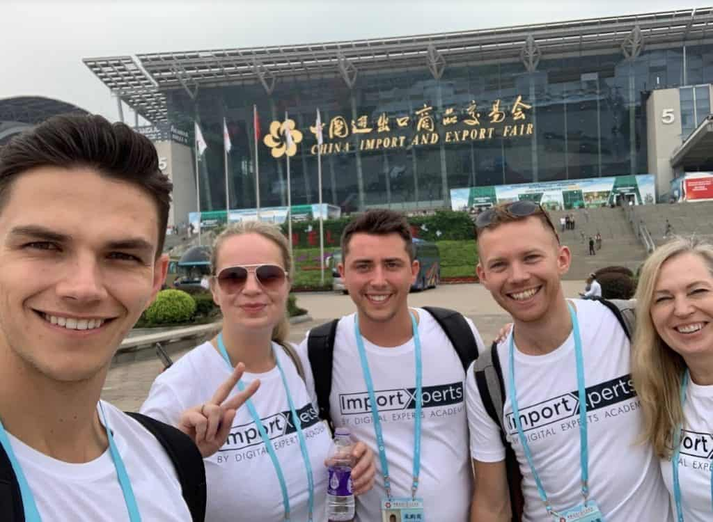 canton fair tips importxperts team in china