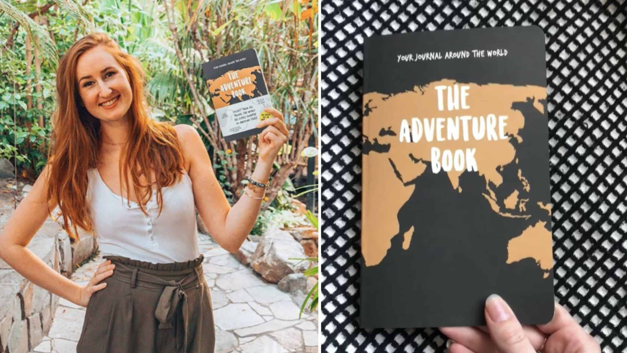 the adventure book nicole