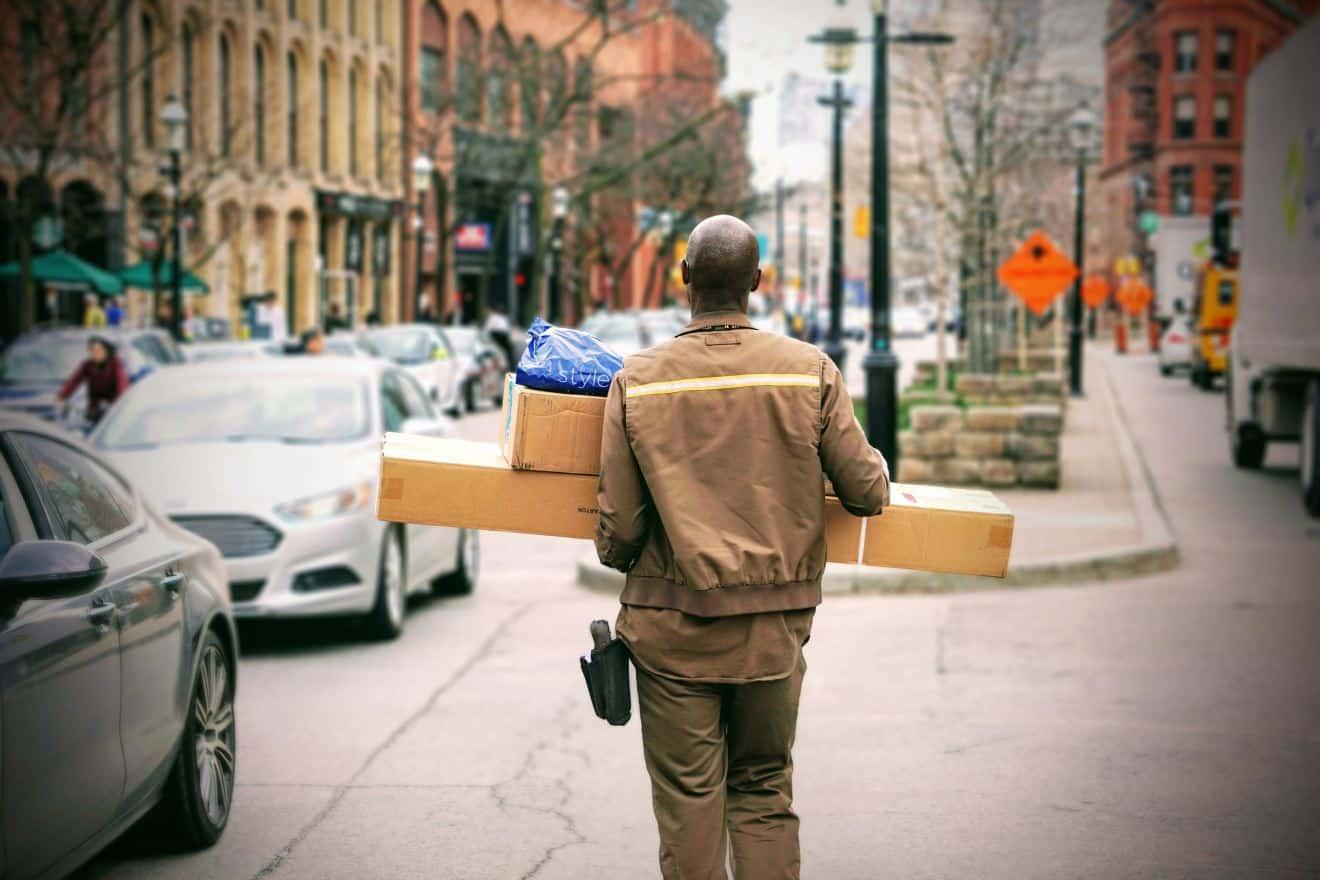 sustainable ecommerce shipping